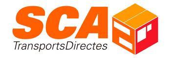 SCA TRANSPORTS DIRECTES Logo